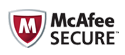 McAfee secure site