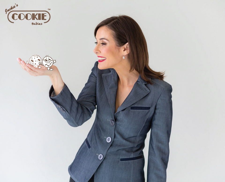 Growing Business With BlueVine: Jackie's Cookie Connection
