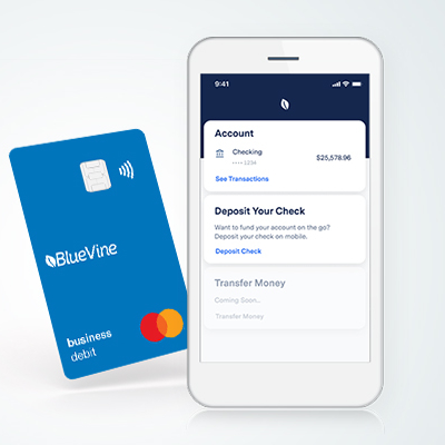 Introducing BlueVine Business Checking