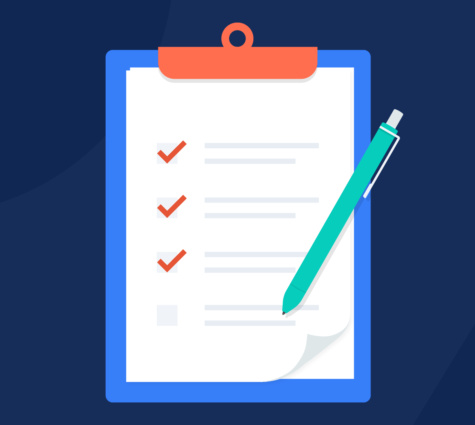 Checklist of the required information and documents for SBA's Paycheck Protection Program loan application