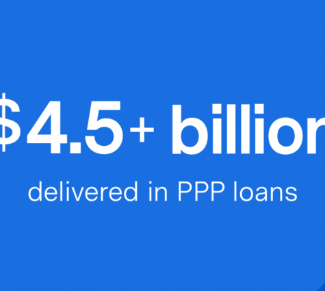 BlueVine serves 155,000 small businesses with $4.5+ billion in PPP loans